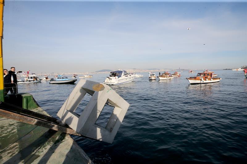 yapay resif bırakma merasimi istanbul (3)