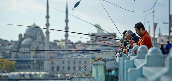 İstanbul da Amatör Balıkçılık Durduruldu