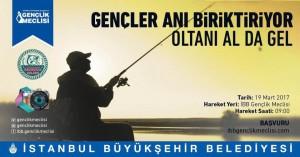İBB Gençlik Meclisi Balıkçılık Kulubü Çengelköy Etkinliği