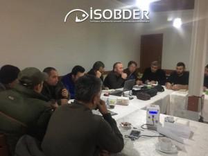 İSOBDER Toplantı 2